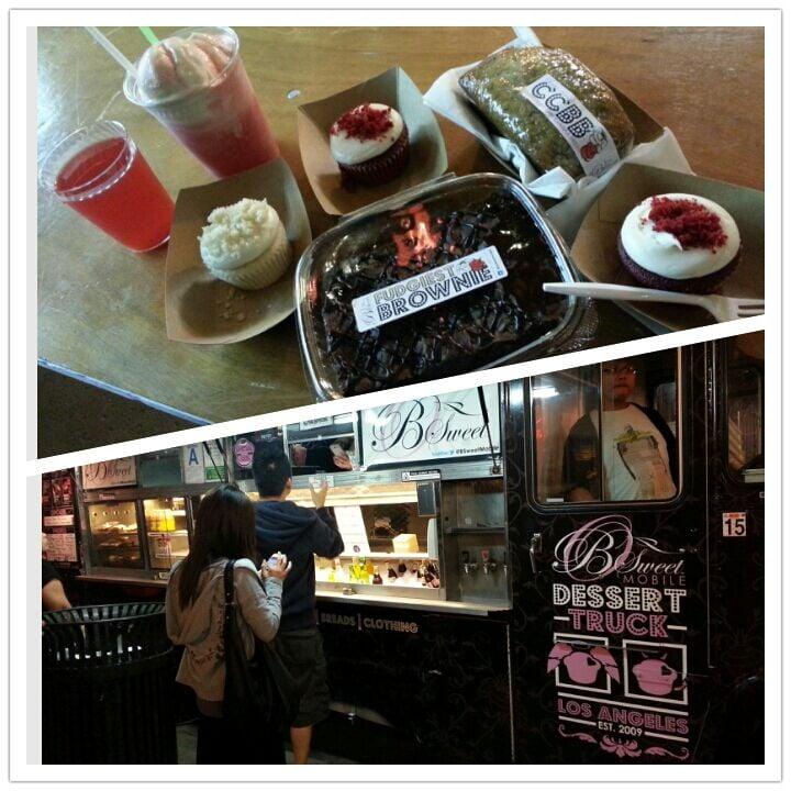 Dessert Food Trucks Near Me