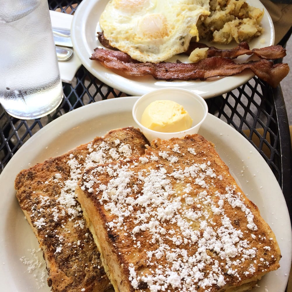 The French Toast Foolishness At The Park Cafe Yelp