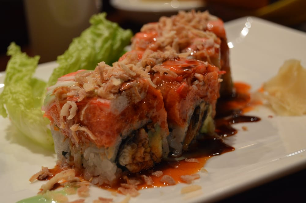 Unmatched roll yelp for Akira japanese cuisine