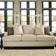 Delightful ... Photo Of Ashley HomeStore   Champaign, IL, United States. Love This  Cloverfield Sofa
