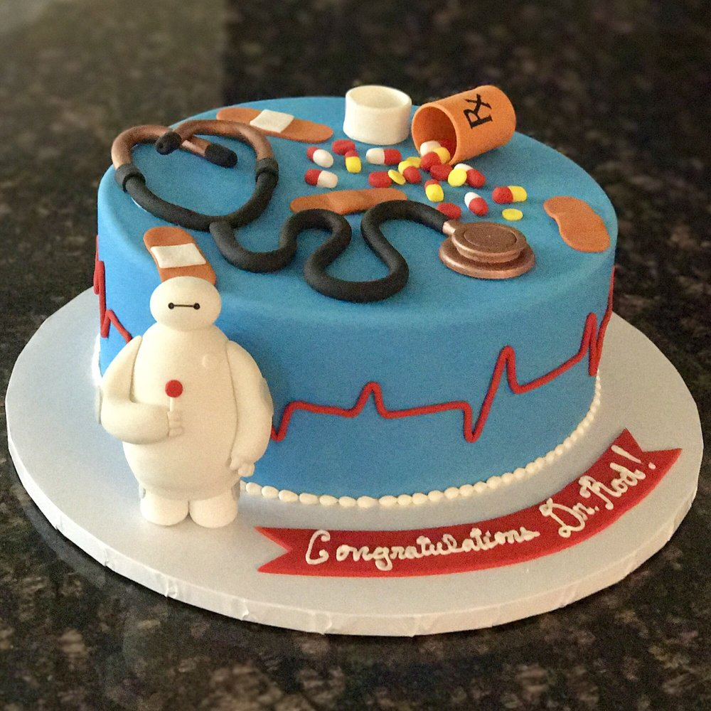 Photo Of Las Vegas Custom Cakes Nv United States Baymax