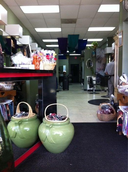 Salon Accents: 8914 Village Shops Dr, Fairfax Station, VA
