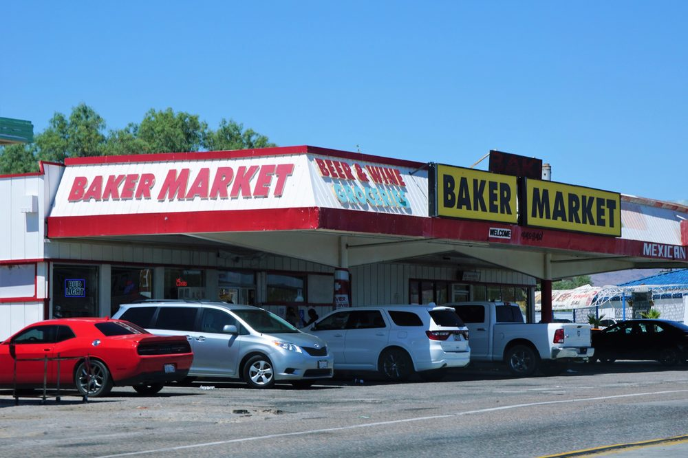 Baker Market: 72074 Baker Blvd, Baker, CA