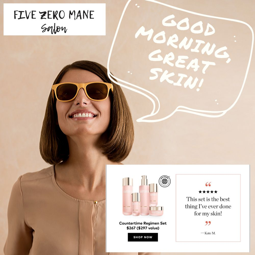 Five Zero Mane Salon: 50 Main St, Noank, CT