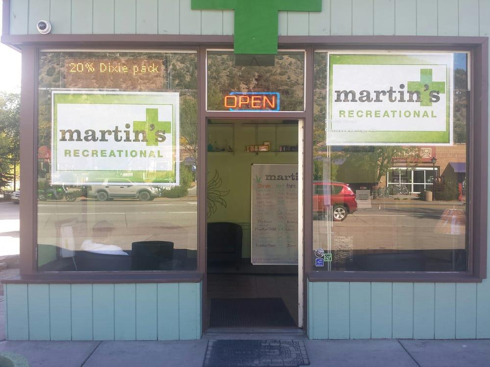 Martin's Recreational: 216 6th St, Glenwood Springs, CO