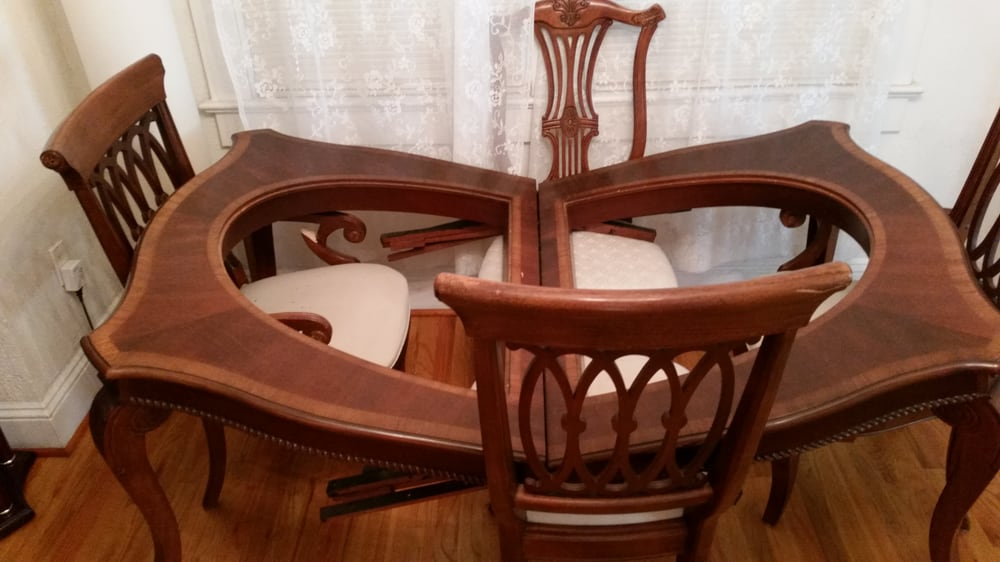 They sell dining room sets that are glued together do not buy from photo of el dorado furniture palmetto boulevard miami gardens fl united states malvernweather Images