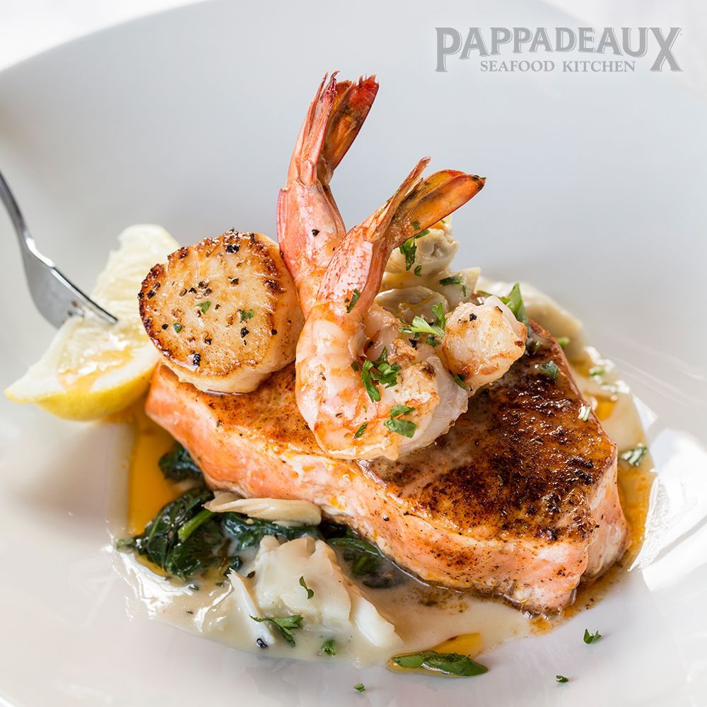 Pappadeaux Seafood Kitchen: 2830 Windy Hill Rd SE, Marietta, GA