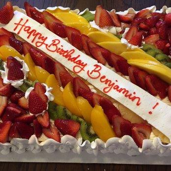 Birthday Cake Westminster Ca