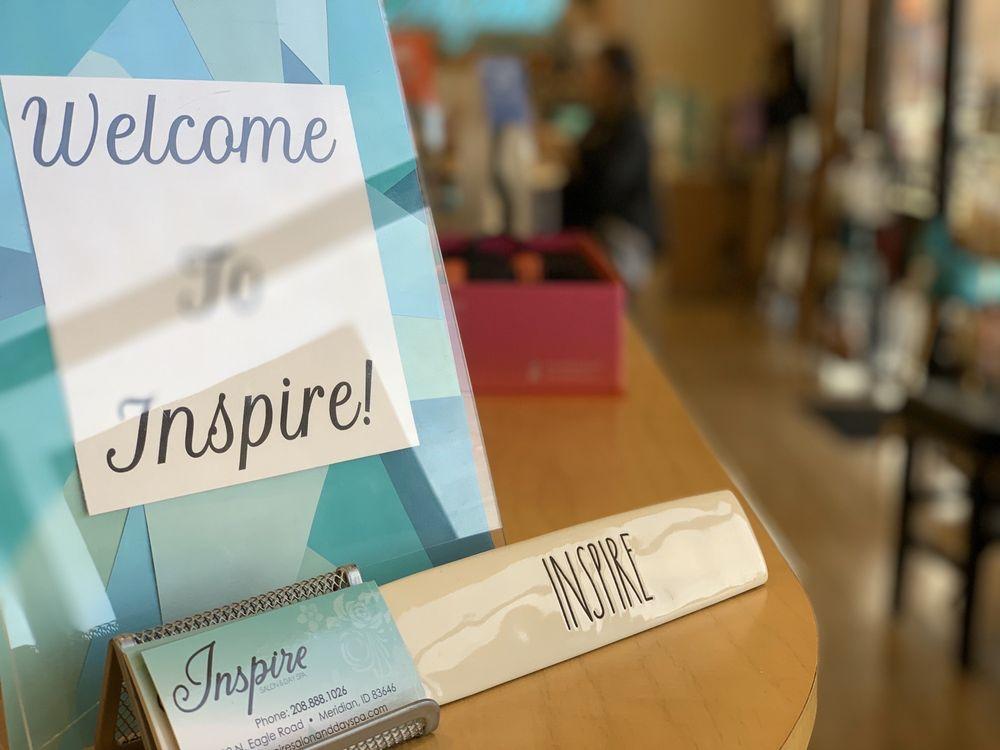 Inspire Salon & Day Spa: 2932 N Eagle Rd, Meridian, ID
