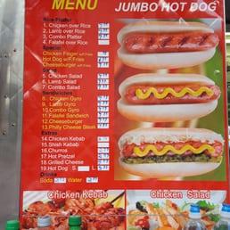 Sabrett Hot Dog Cart - Hot Dogs - 12 Photos - 80 5th Ave ...
