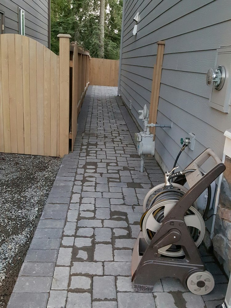 Custom Pavers & Design: Bellevue, WA