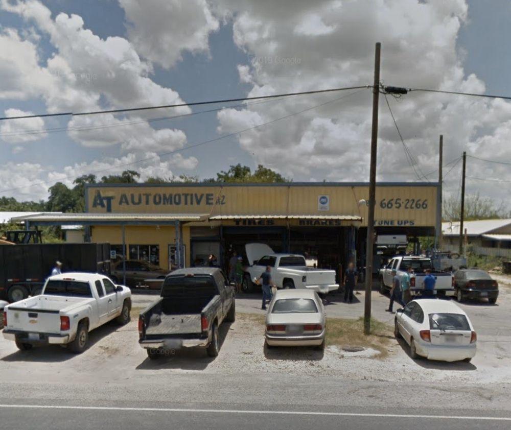A T Automotive: 710 N Teel Dr, Devine, TX