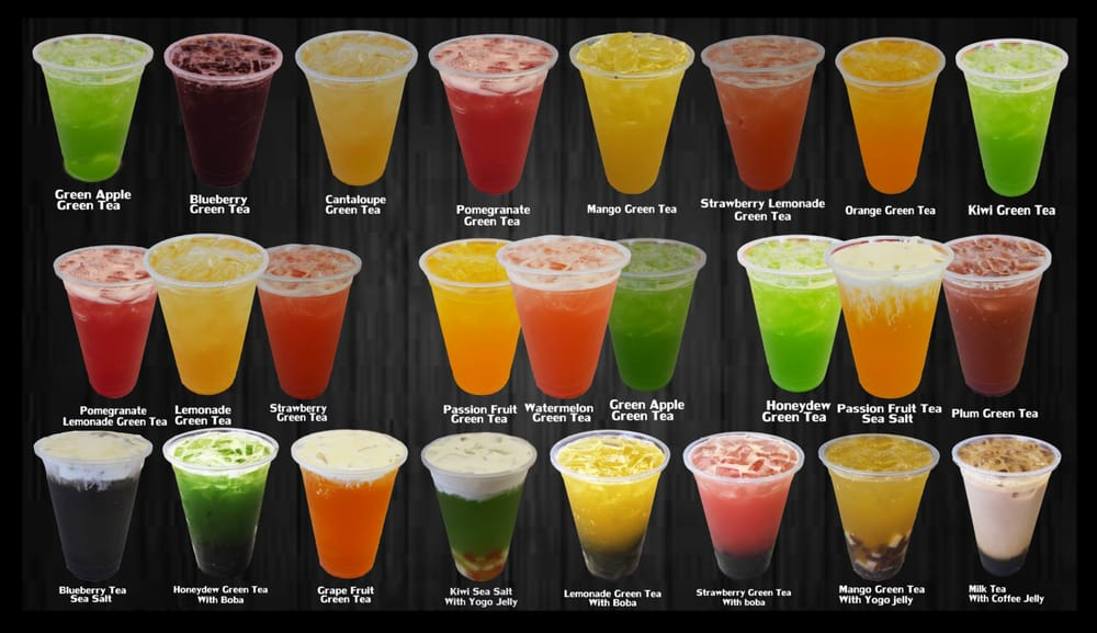 Peking express 11 photos 12 reviews chinese 12130 for Mixed alcoholic drinks list