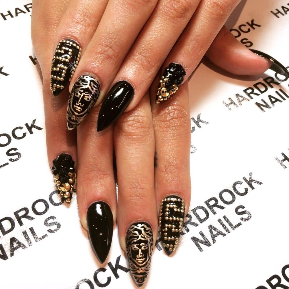 Hard Rock Nails - 74 Photos & 50 Reviews - Nail Salons - 790 ...