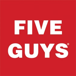 Five Guys: 107 S Canfield Niles Rd, Austintown, OH