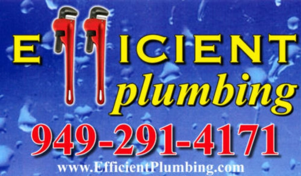 Efficient Plumbing