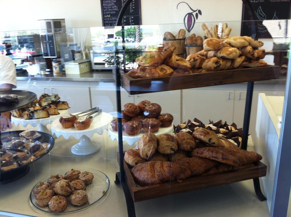 breakfast pastry display Yelp