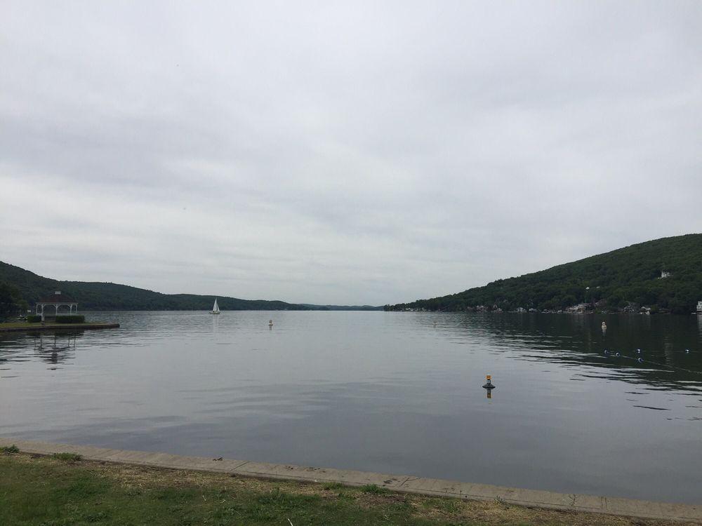 Thomas P. Morahan Waterfront Park: 7 Windermere Ave, Greenwood Lake, NY