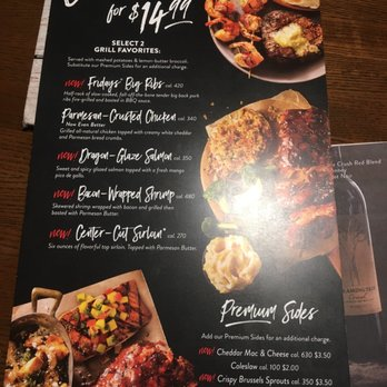 Make a restaurant reservation at TGI FRIDAYS - Oak Park in Oak Park, IL. Select date, time, and party size to find a table/5(23).
