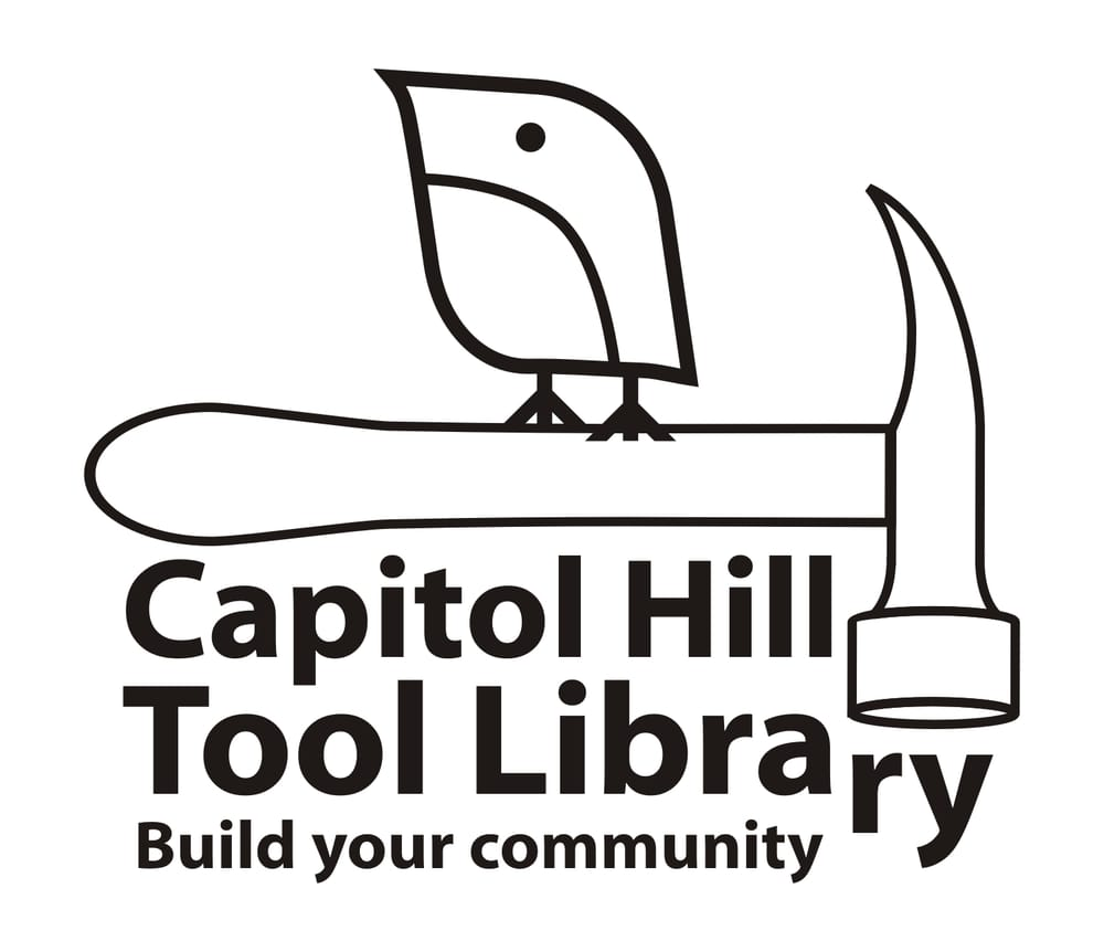 Capitol Hill Tool Library: 1552 Crawford Pl, Seattle, WA
