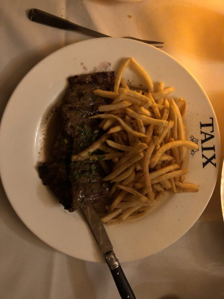 Taix French Restaurant: 1911 W Sunset Blvd, Los Angeles, CA