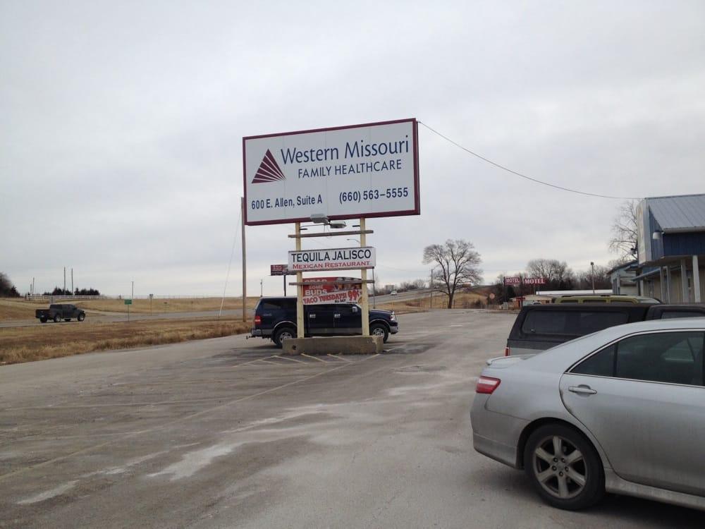 Western Missouri Family Healthcare: 600 E Allen, Knob Noster, MO