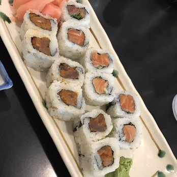 Photo Of Temari Anese Cafe Rockville Md United States Y Tuna And