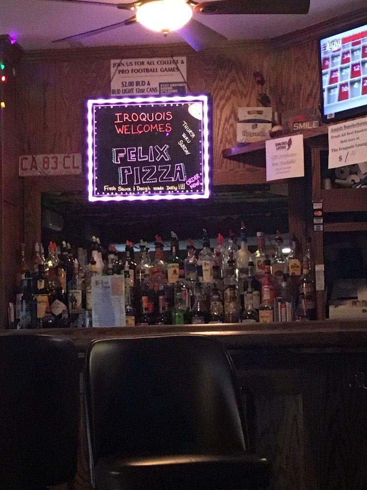 Iroquois Lounge: 1128 Bridge St, Ashtabula, OH