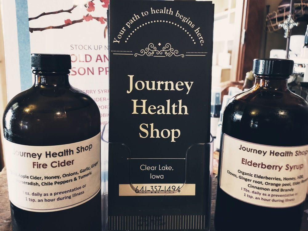Journey Health Shop: 600 2nd Ave N, Clear Lake, IA