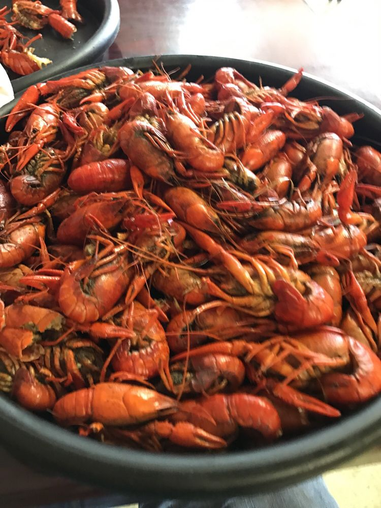 Seafood Shack: 1205 NW Central Ave, Amite, LA