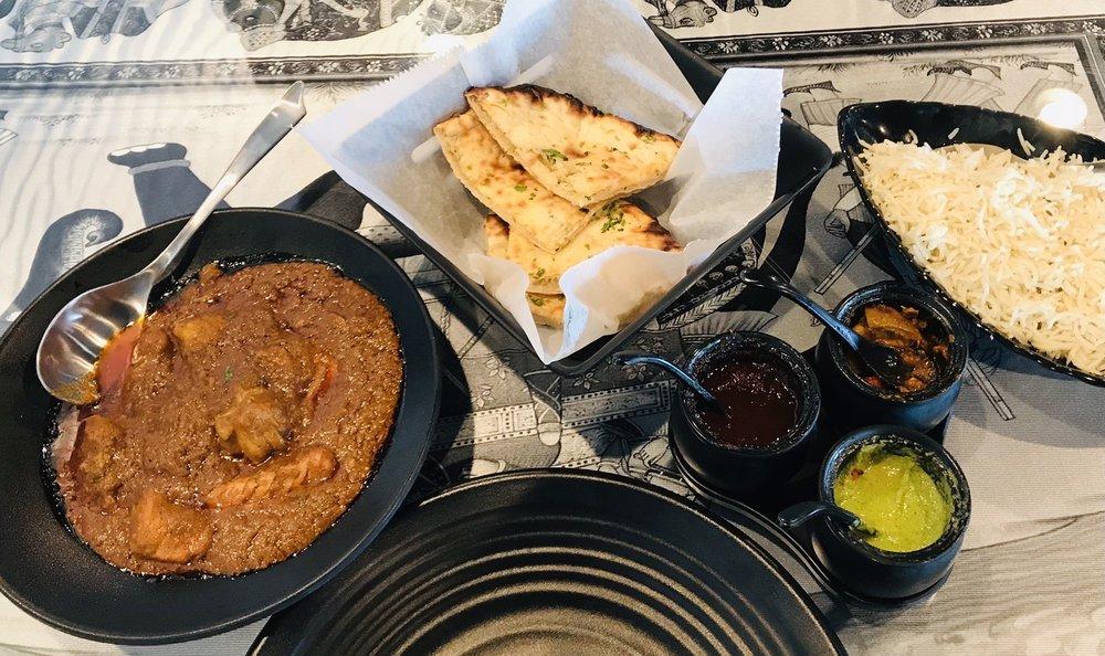 Black Salt Indian Bar & Restaurant: 1699 E Sauk Trl, Sauk Village, IL
