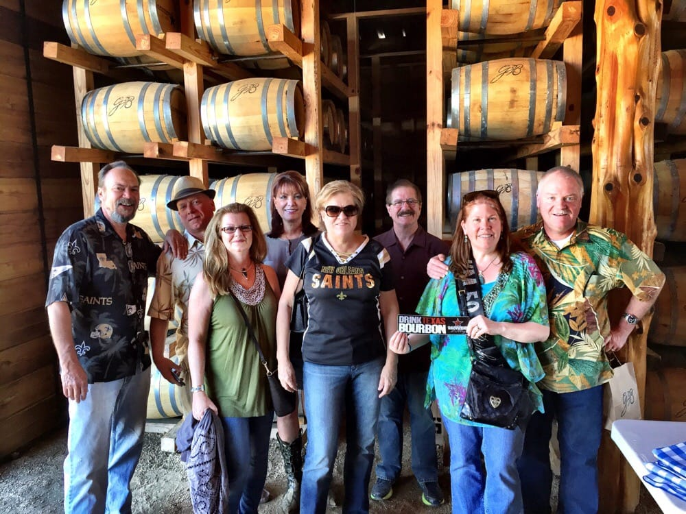 Social Spots from Fredericksburg Uncorked Wine Tours