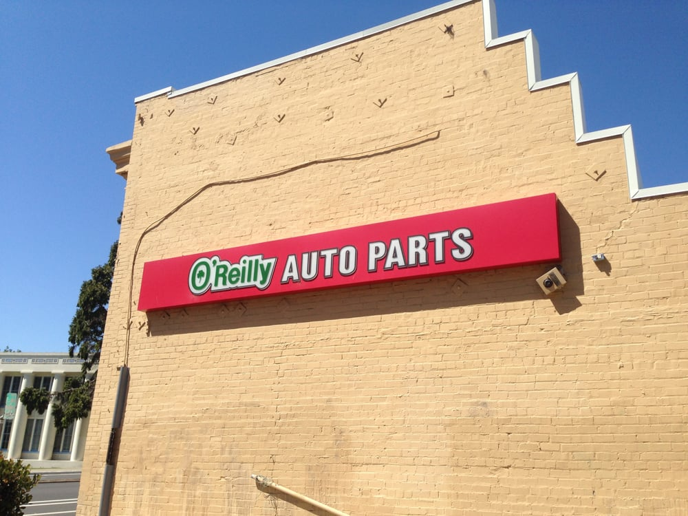 o o'reilly auto parts 45 reviews auto parts & supplies 4400  at soozxer.org