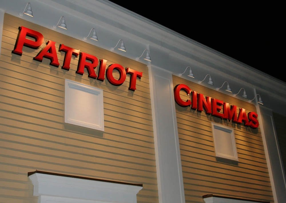 Photos for patriot cinemas at the hingham shipyard yelp for Hingham shipyard