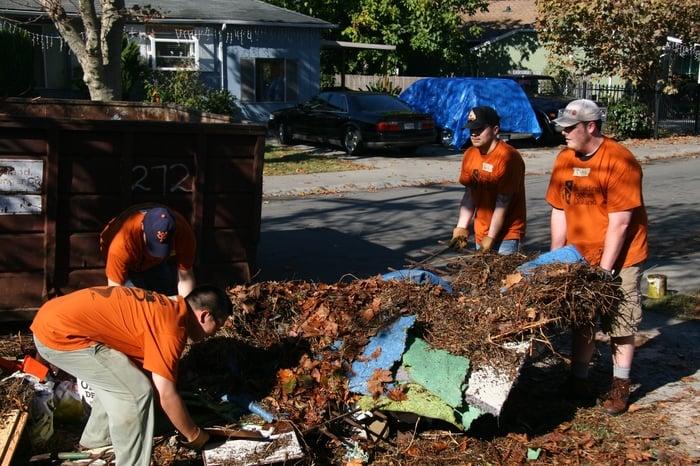 Rebuilding Together Oakland: 520 3rd St, Oakland, CA
