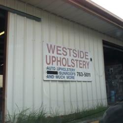 Westside Upholstery Auto Upholstery 1991 Dulsey Rd West Ashley