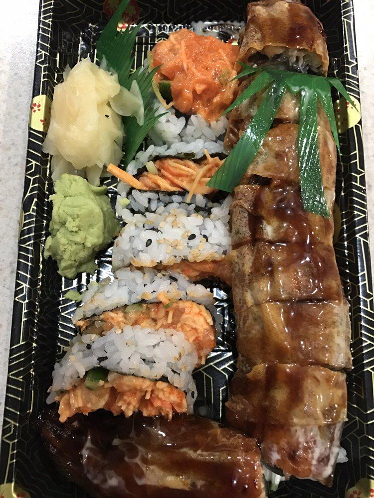 Osaka Japanese Steakhouse & Seafood: 7447 Linton Hall Rd, Gainesville, VA