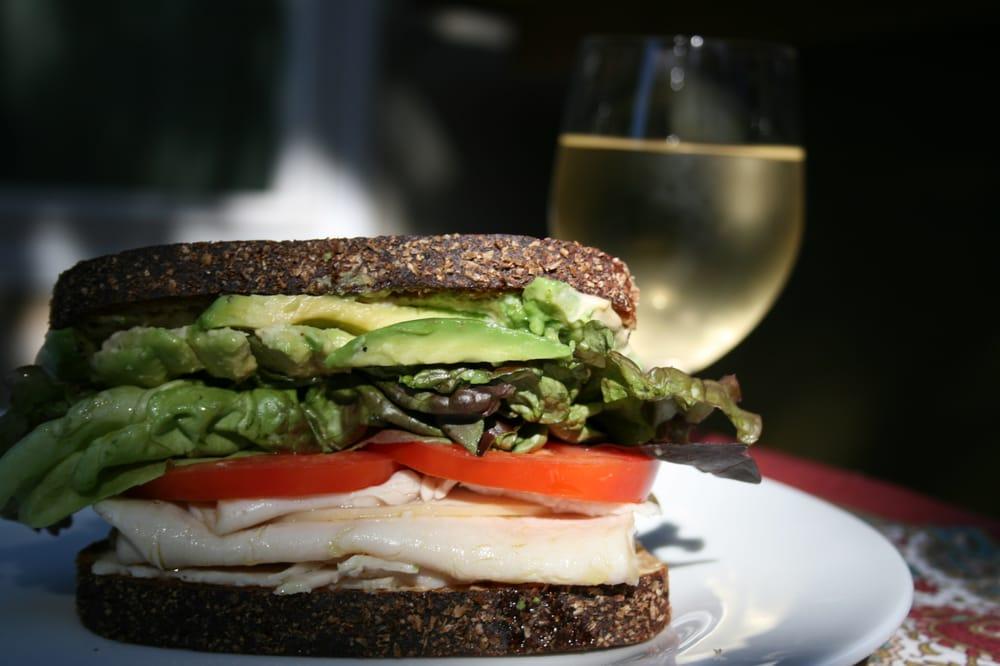 Upper Crust Sandwich Shop