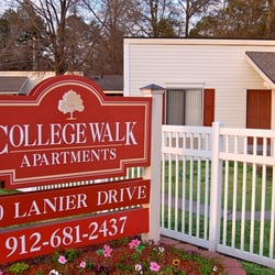 Photo Of College Walk Apartments Statesboro Ga United States