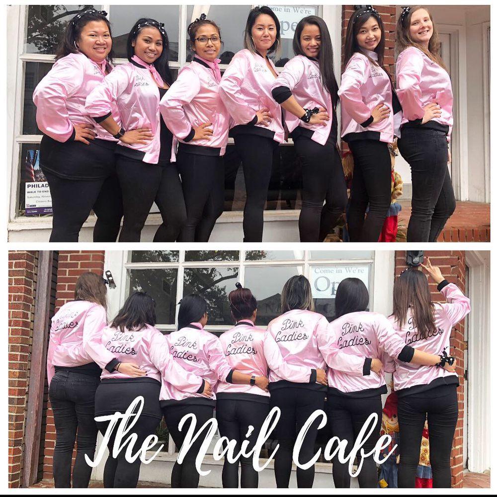 The Nail Cafe: 413 N Haddon ave, Haddonfield, NJ