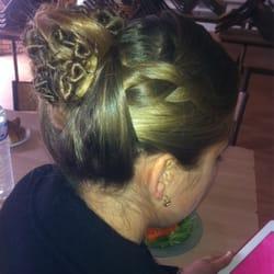 photo of pascal coste coiffure biganos gironde france coiffure ralise par une - Salon Du Mariage Biganos