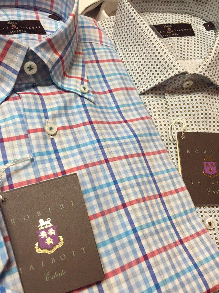 Hampton's Men's Clothing: 120 Langtree Village Dr, MOORESVILLE, NC