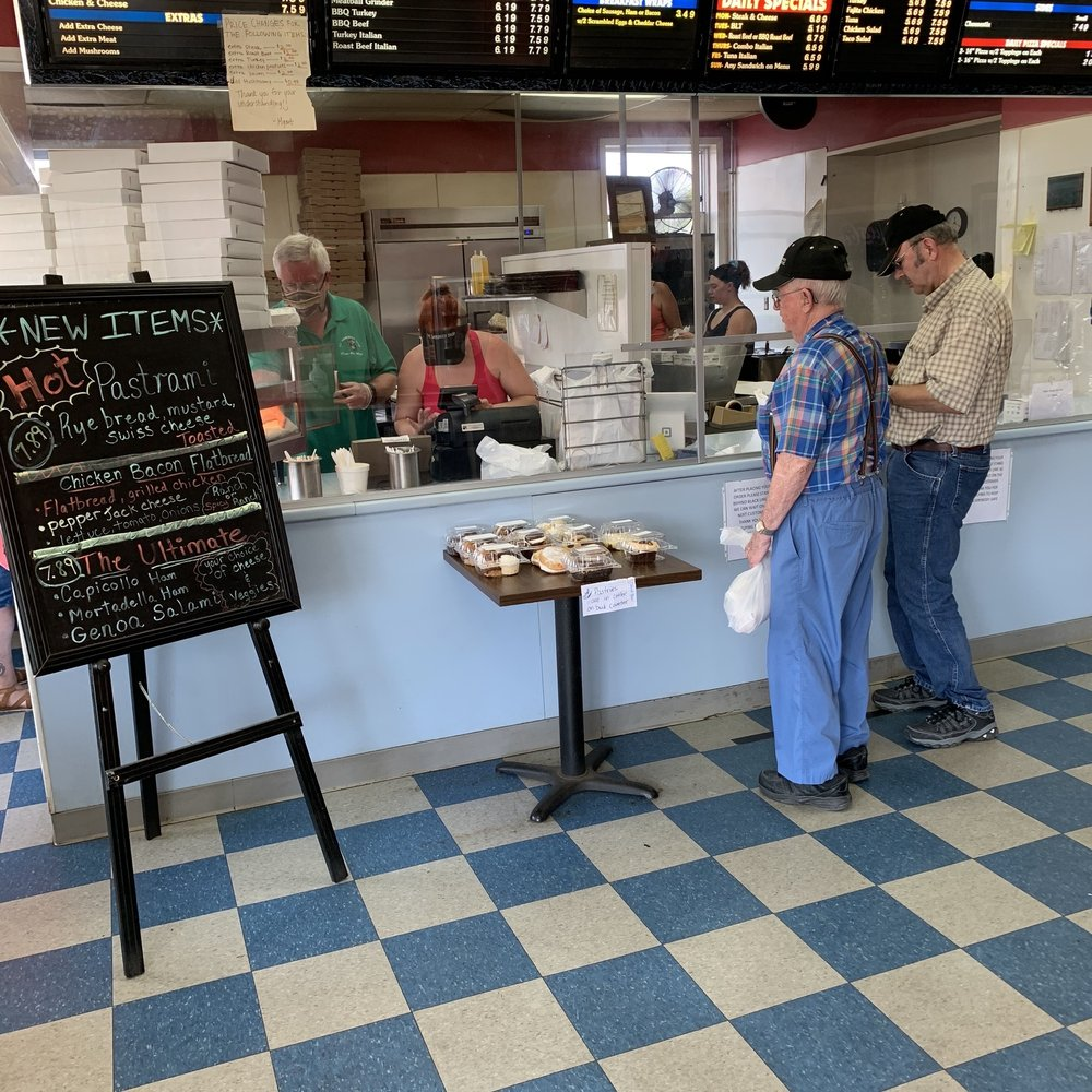 Sandwich Shop: 222 Main St, Presque Isle, ME