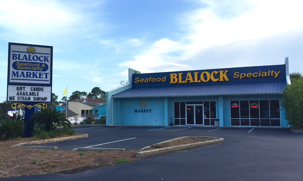 Blalock seafood specialty market seafood markets for Fish market fort worth