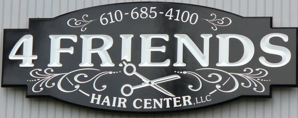 4 Friends Hair Center, LLC: 3811 Kutztown Rd, Laureldale, PA