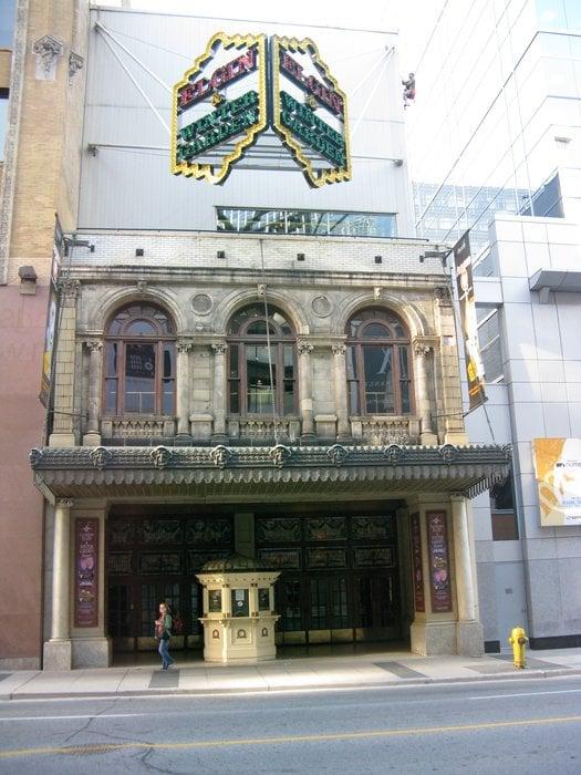 Photos For The Elgin Winter Garden Theatre Centre Yelp