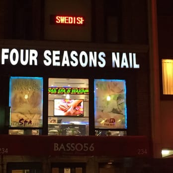 Four seasons nails spa closed nail salons 126 e for 4 seasons nail salon