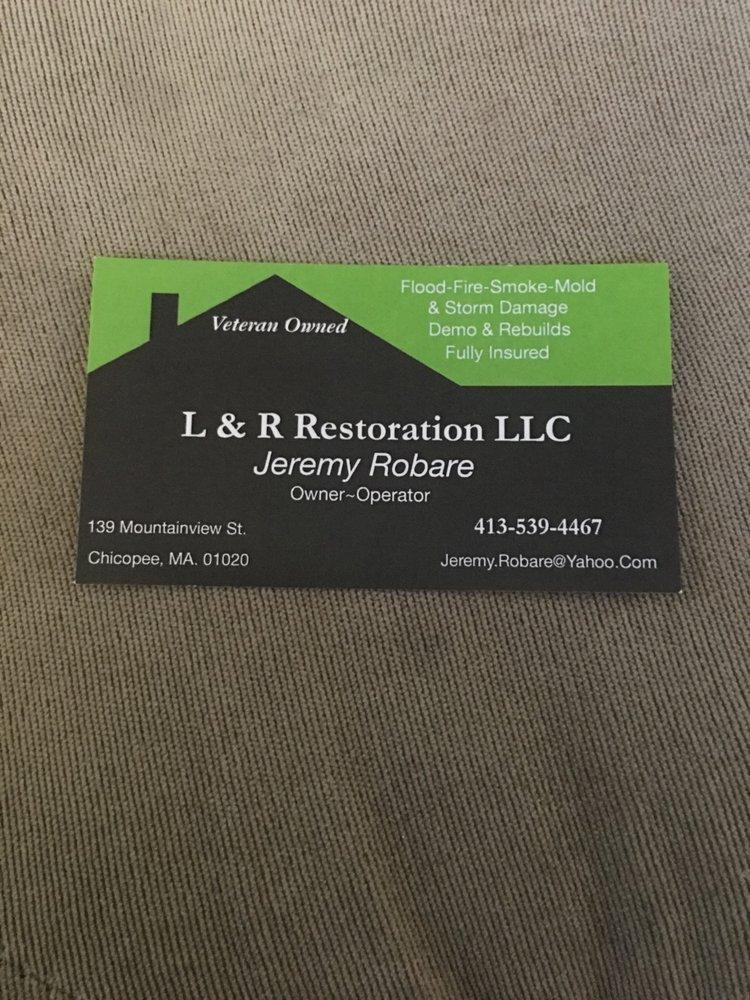 L & R Restoration: Chicopee, MA
