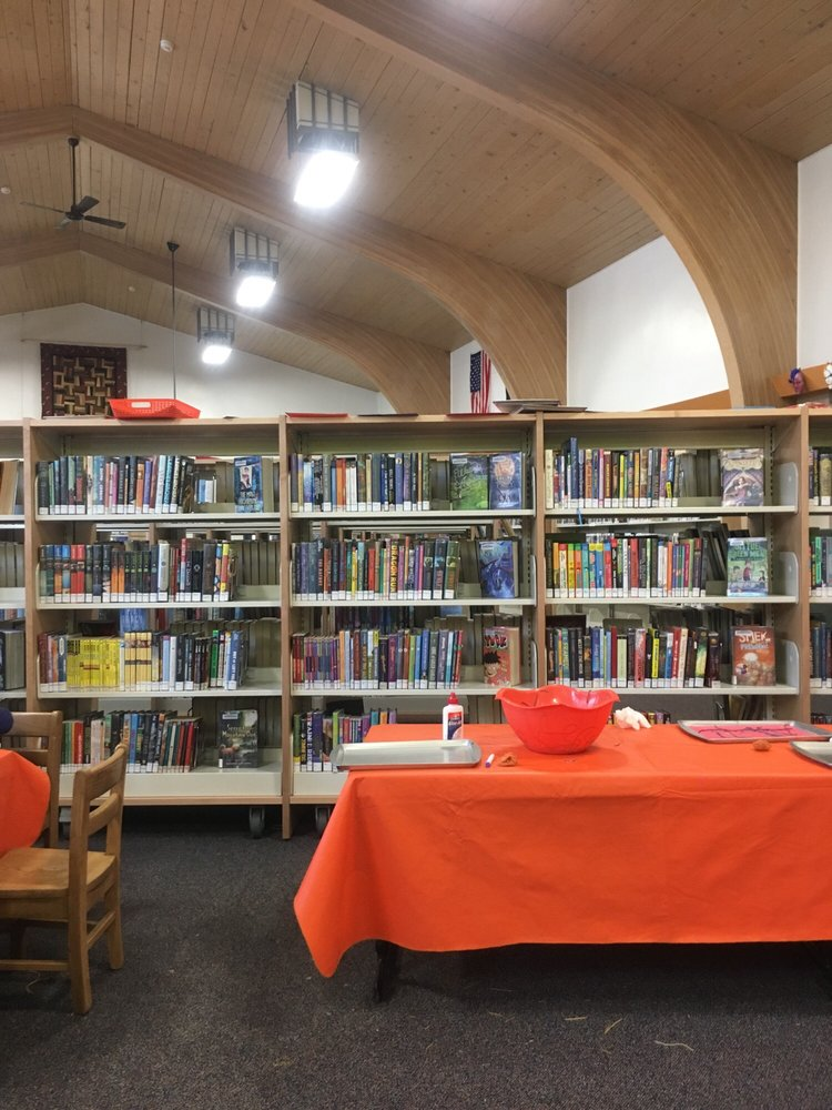 ImagineIf Library: 621 2nd Ave W, Columbia Falls, MT