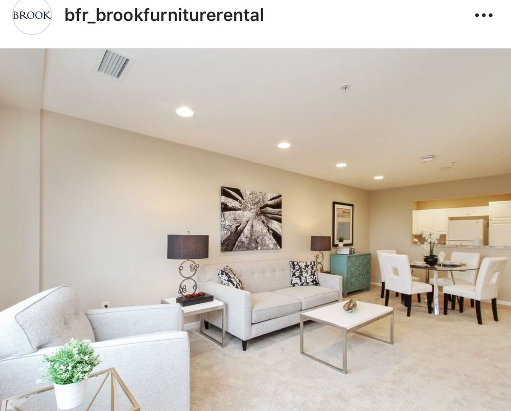 Brook Furniture Rental: 8138 Miramar Rd, San Diego, CA